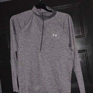 Purple under Armour pull over
